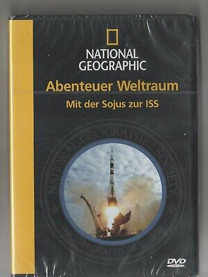 National Geographic - Abenteuer Weltraum - Mit der Sojus zur ISS - NEU in Folie ()