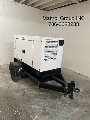 Multiquip Diesel Generator 25 Kwa