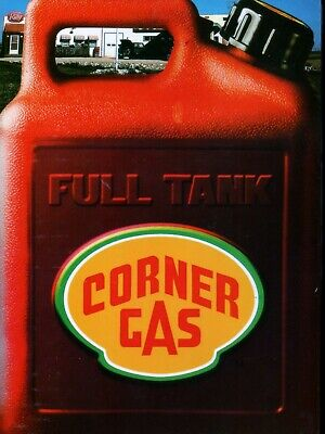 Corner Gas Full Tank: The Complete Series DVD  Box Set New Free Shipping