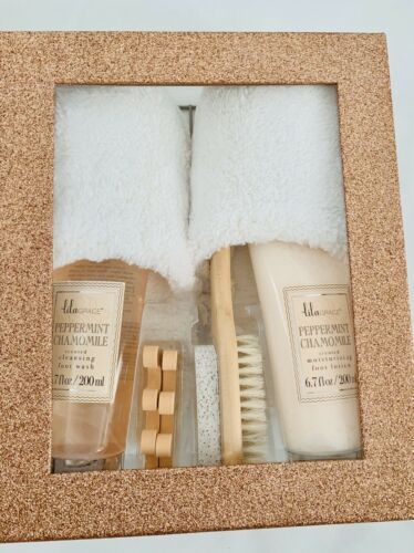 Womens Spa Day Foot Care Gift Set NEW