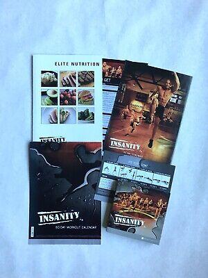 Shaun T Insanity Workout Program,Insanity DVD Set,Beachbody Workout DVD