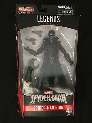 2017 HASBRO MARVEL LEGENDS SPIDER-MAN NOIR Lizard WAVE Action Figure Marvel NIB