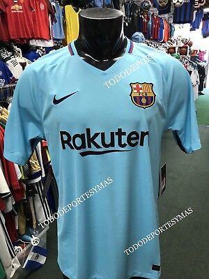 86265c4f8 Nike FC Barcelona Away Soccer Jersey Stadium Quality Size XXL