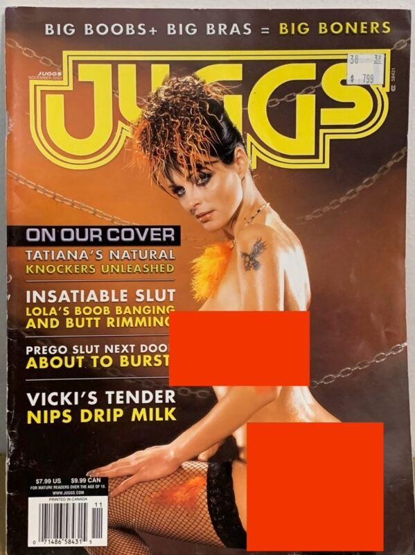 Juggs Magazine NOVEMBER 2003 ( Vintage )