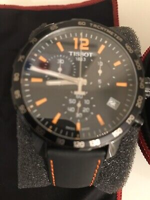 Tissot Quickster Chronograph Mens Watch for sale  Shipping to South Africa