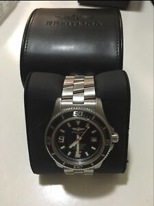 BREITLING authentic brand watch