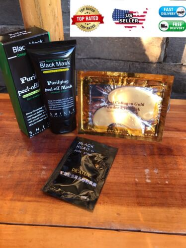 Купить Shills - Shills Deep Cleansing Black Mask Peel off facial acne mud Blackhead Remover Kit