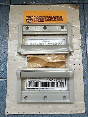 Agilent 5063-9221 132.6h Rack Mount Kit With Handle New - E4400b 5071a E7590a