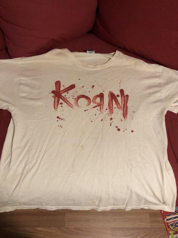 Korn Tour Shirt Lot