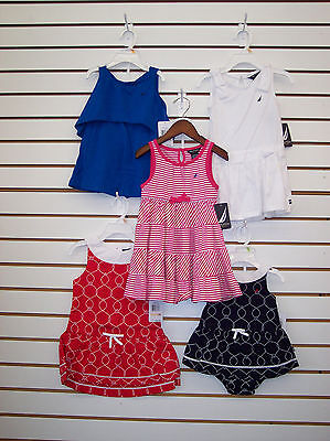 Infant & Toddler Girls Nautica $30.50 - $34.50 Dresses Size 0/3 Months - 4T