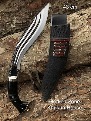 3 Chira- Classic World War 2 Jungle Balance Khukuri Kukri Knife