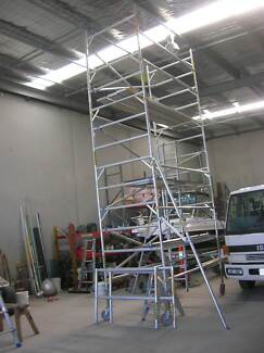 Scaffolding - Mobile Tower Hallam Casey Area Preview