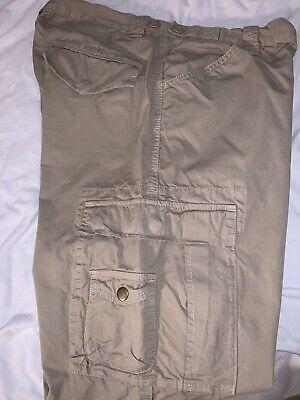 POLO Ralph Lauren Men's Khaki Cargo Pants Sz 30 X 30 MINT CONDITION!