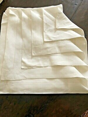 Irish Fine Linen Large Tablecloth