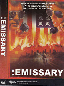 The-Emissary-1989-Ted-Le-Plat-Movie-DVD