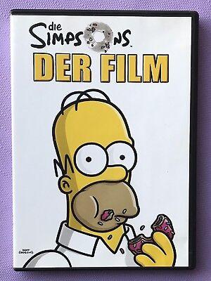 Gebraucht, DVD • Die Simpsons - Der Film (2007) #K11 gebraucht kaufen  Berlin