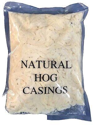 Natural Hog Casings For Sausage H10928 717497813340 10 Hanks