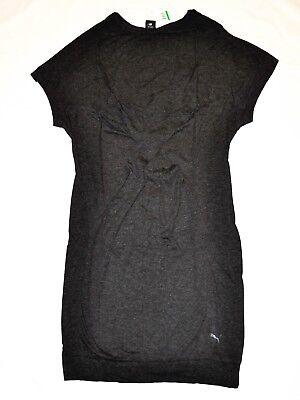 Women's PUMA by HUSSEIN CHALAYAN UM Winter Dress Dark Grey size M $138