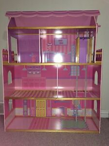 4 floor large Barbie house