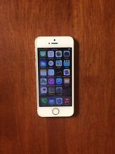 iPhone 5s 32gb Gold Unlocked in Good Condition Mount Gravatt Brisbane South East Preview