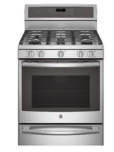 Brand New GE 30-inch 5.6 cu. ft. Gas Range Stove