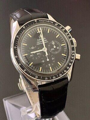 OMEGA Speedmaster Professional Moonwatch Unpolished Tritium 145.022 145022 Speedmaster Moon Watch