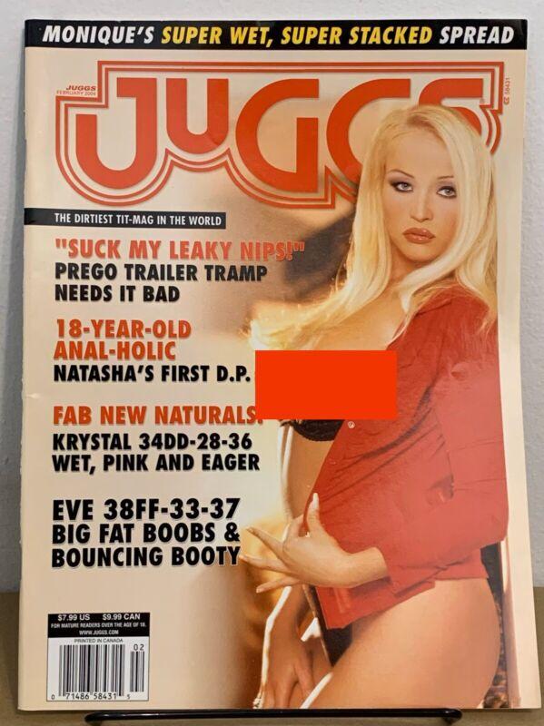 Juggs Magazine FEB 2004 ( Vintage )