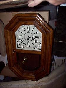 Vintage Howard Miller Wall Clock Ebay