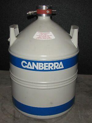 Canberra Liquid Nitrogen Tank Ln2 Dewar - 30 Liter B9