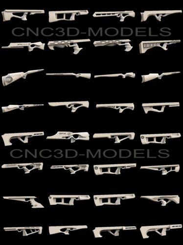 3D Model STL for CNC Router Engraver Carving Artcam Aspire Collection c101