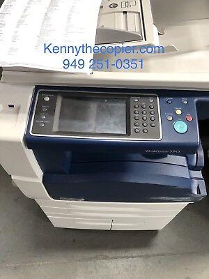 Xerox Wc 5945workcentercopierprintercolor Scancleanfinisher