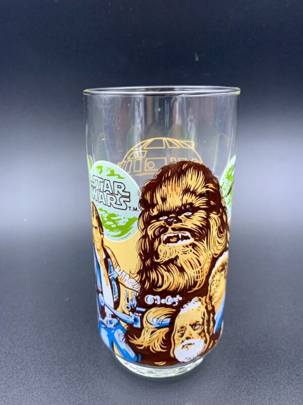 Burger King Star Wars Collector Glass (1977), Chewbacca