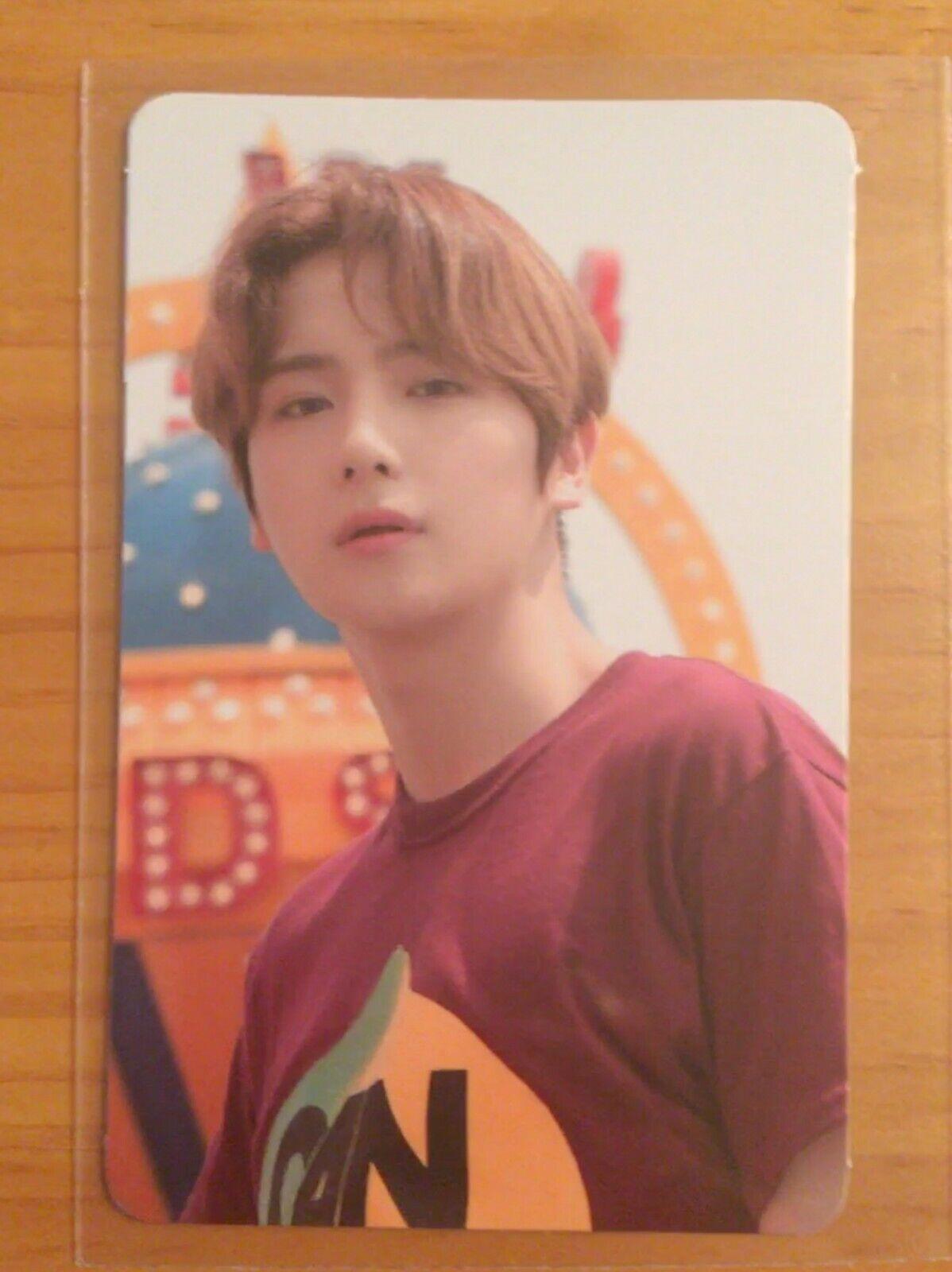 THE BOYZ - DREAMLIKE Official Photocards (MMT -limited- + DREAMLIKE + DAY + DIY) Hyunjae [MMT Signed]