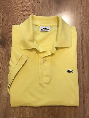 100% Authentic Classic Lacoste Polo Shirt Size 3 Small (L1212) (RRP £80)