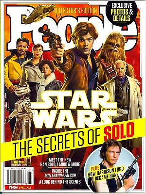 People Collectors Edition Star Wars  The Secrets Of Solo May 2018