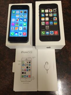 iPhone 5s 32gb Unlocked in Mint Condition Mount Gravatt Brisbane South East Preview