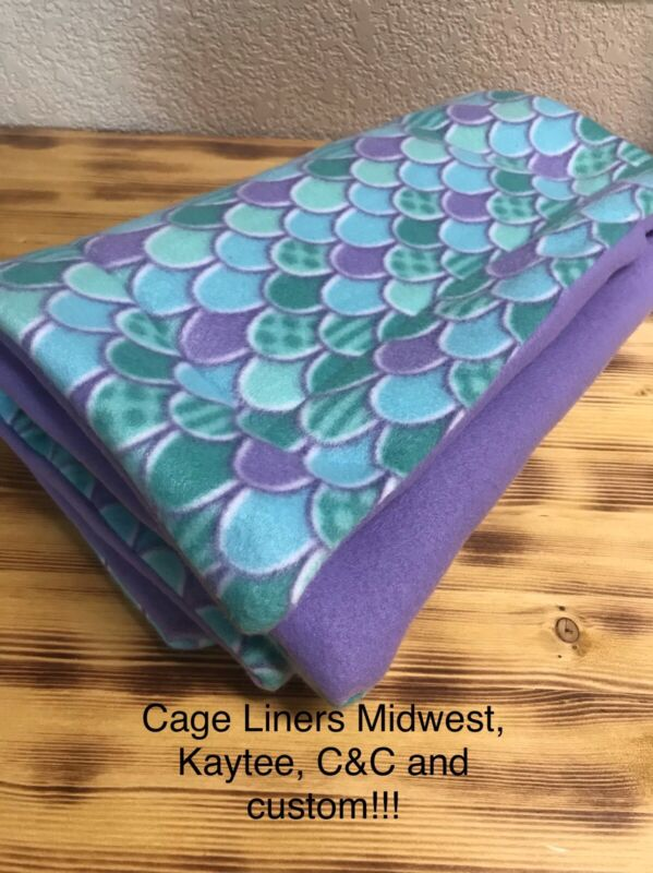 Guinea Pig And Small Animal Fleece Cage Liner | Midwest Fleece Cage Liner