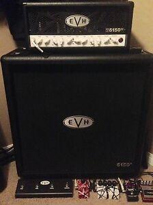 EVH 5150 III - 50 Watt Head & EVH 412