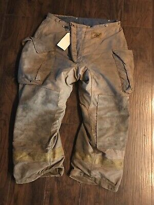 Morning Pride Firefighter Turnout Gear Pants 40x30