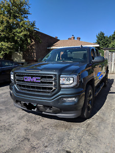 2017 GMC Sierra 1500 SLE Elevation Kodiak Edition