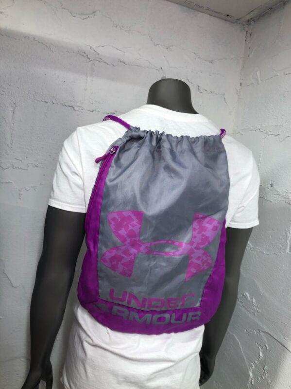 under armour girls cinch Sack lightweight backpack