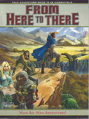 RPG Dungeons & Dragons From here to there (goodman games) SC NEU!