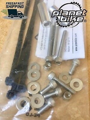 Planet Bike Cascadia ATB Mounting Kit part no. # 7027-2 New ()