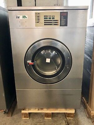 IPSO 40lb (18 kg) Industrial Commercial Washing Machine Self Heat - Horse Rugs