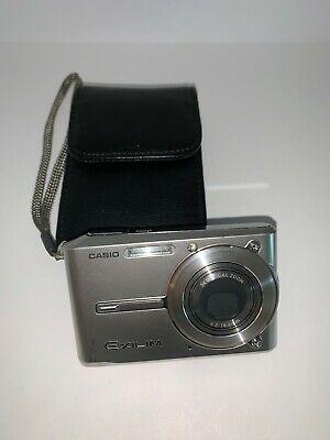 Casio Exilim digital camera S600, 6.2-18.6mm, w/ optical zoom, plus -
