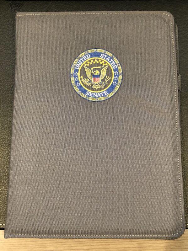 Vintage United States Senate Folio Portfolio - Rare - New