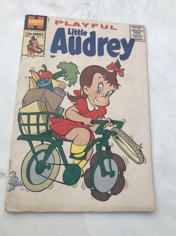 1959 Playful Little Audrey Vol 1 #14 Comic
