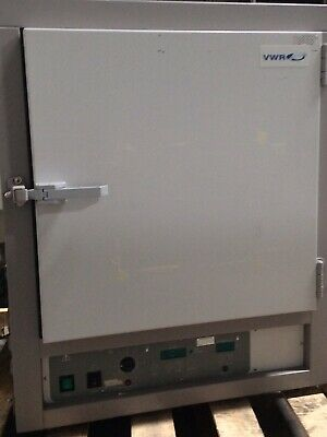 Vwr Scientific Sheldon Lab Forced Air Oven Model1350fm 240c4 Cuft