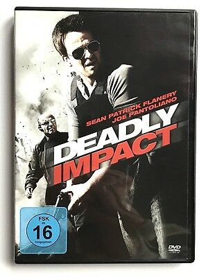 DVD • Deadly Impact (2010) Sean Patrick Flanery #K11, gebraucht gebraucht kaufen  Berlin