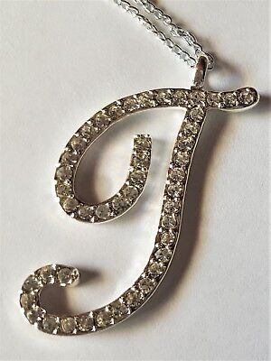 Letter T Necklace Fashion Costume Jewelry 15